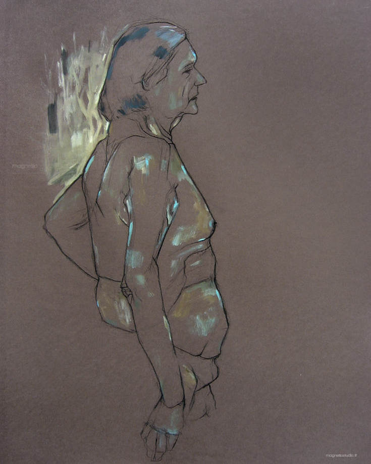 painting, figure drawing, peinture, croquis, modele vivant, masculin, male figure